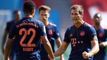 Bundesliga: FC Bayern schlägt Bayer 04 Leverkusen deutlich