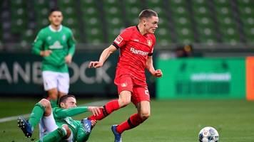 Tor gegen den FC Bayern: Leverkusens Wirtz nun jüngster Bundesliga-Torschütze