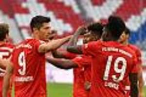 Bundesliga, 30. Spieltag - Bayer Leverkusen - FC Bayern im Live-Ticker: Münchner auf dem Weg zum Titel