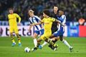 Bundesliga, 30. Spieltag - Borussia Dortmund gegen Hertha BSC im Live-Ticker: BVB gegen Team der Stunde