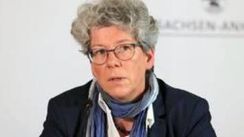 fluchtversuch des halle-attentäters: justizministerin unter druck