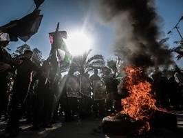 nahost-konflikt vor eskalation?: hamas ruft zum widerstand gegen israel auf