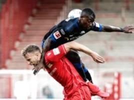 Bundesliga: Paderborn muss zurück in die zweite Liga