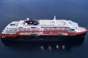 tourismus: erste kreuzfahrt ab hamburg soll im juni wieder starten