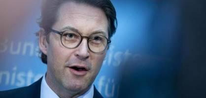 minister scheuer informiert über beseitigung der letzten funklöcher