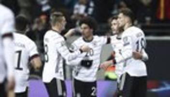 nations league: nationalmannschaft beendet corona-pause im september