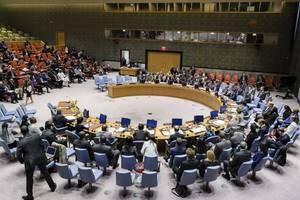 kanada unterliegt: norwegen und irland in un-sicherheitsrat gewählt