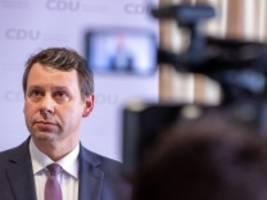 CDU in Mecklenburg-Vorpommern: Ersatzmann für Amthor