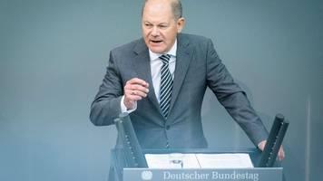 spd: norbert walter-borjans hält olaf scholz als kanzlerkandidat für möglich