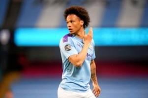 fussball: rassismus überschattet sanés comeback