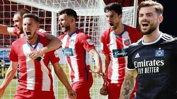2. Bundesliga: Der 1. FC Heidenheim kann den HSV schwer treffen
