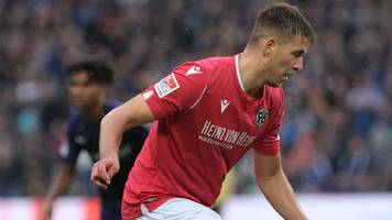 Medien: VfB Stuttgart an Hannovers Anton interessiert