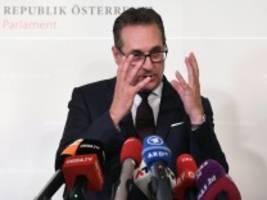 ibiza-affäre: Österreichs rechtsstaat verkommt zur farce
