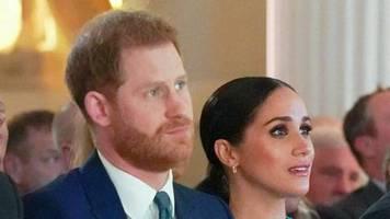 Harry und Meghan: Sie unterzeichnen Vertrag als Promi-Redner