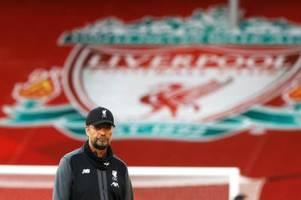 Klopp und Liverpool könnten vor dem Fernseher Meister werden