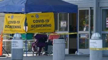 Fallzahlen: USA mit neuem Rekord bei Corona-Neuinfektionen