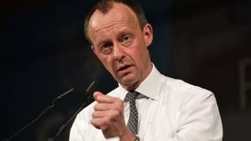 Merz will gerne Bundeskanzler einer Koalition mit Grünen-Beteiligung werden