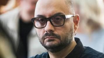 Urteil: Schuldspruch für russischen Starregisseur Serebrennikow