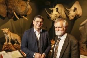 Hamburg: Durchbruch: Neues Naturkundemuseum bekommt Leibniz-Förderung
