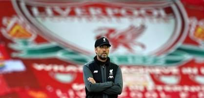 Klopp und Liverpool sind Meister