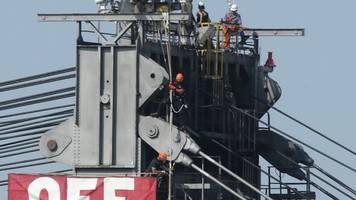 Tagebau Garzweiler: Keine Aktivisten mehr auf Baggern