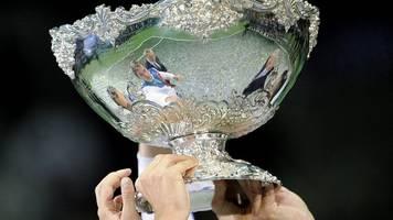 wegen corona: endrunden im davis cup und fed cup auf 2021 verlegt