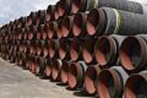 Streit um Ostsee-Pipeline - Die USA drohen wegen Nord Stream 2 - doch Deutschland arbeitet an Gegenschlag