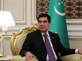 menschenrechtler klagen an: turkmenistan verheimlicht corona-epidemie