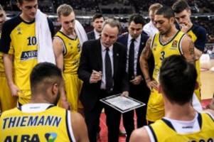 basketball: alba-coach aito garcia reneses: die leise stimme des erfolgs