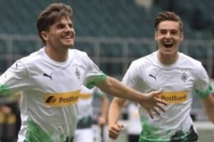 bundesliga: gladbach in der champions league, werner-abschied mit rekord