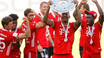 FC Bayern München: Neunte Meisterschaft für Müller mit die emotionalste