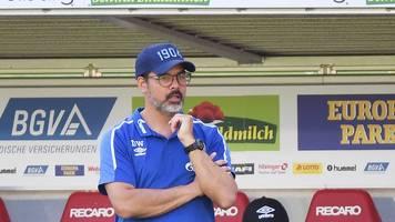 Schalke-Trainer Wagner: Rücktritt wird es nicht geben