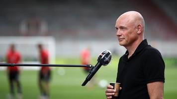 Trainer Rösler schließt Rücktritt bei Fortuna aus