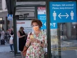 who muss fehler eingestehen: langfristig könnte schweden richtig liegen