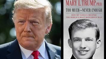 Trump-Buch: Wie meine Familie den gefährlichsten Mann der Welt erschuf: Warum Mary Trump mit Onkel Donald abrechnet