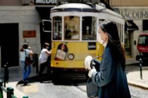 pandemie: corona-rückfall in portugal: lockdown für großraum lissabon