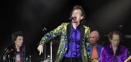 Rolling Stones untersagen Trump die Nutzung eines Songs