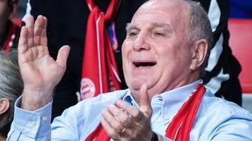FC Bayern München - Hoeneß glaubt ans Triple: Gute Chance,  alles zu gewinnen