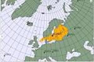 ursprung in russland vermutet - schweden, finnland, norwegen: rätsel um radioaktivität in nordeuropa