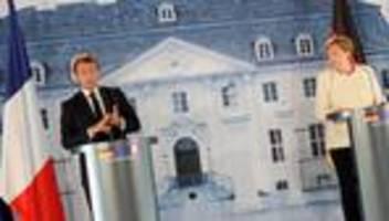 Corona-Hilfen: Deutschland und Frankreich setzen in Pandemie auf EU-Kooperation
