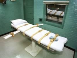 Todesstrafe auf Bundesebene: Oberstes US-Gericht erlaubt Hinrichtungen