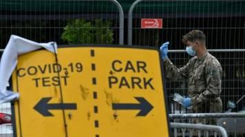 Britische Regierung verhängt wegen Coronavirus erneuten Lockdown in Leicester