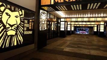 Corona-Pandemie: Broadway-Theater in New York bleiben bis 2021 geschlossen
