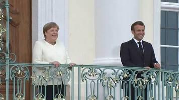 Video: Deutschland und Frankreich setzen auf EU-Kooperation
