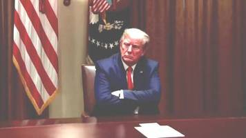 White Power: Trump teilt Video mit rassistischem Slogan - und löscht es drei Stunden später