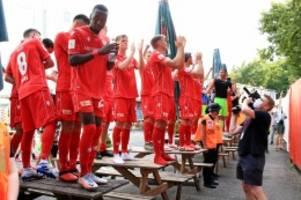Bundesliga: Union geht offensiv ins zweite Bundesliga-Jahr