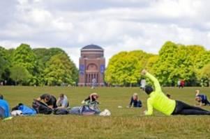 Senatsprogramm: Trotz Corona: Hamburg bewegt sich auch in diesem Sommer