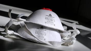 zur uniform: 2, 5 millionen stoffmasken für nrw-polizei