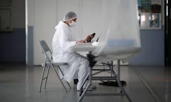 Neuer Rekord bei Neuinfektionen mit dem Coronavirus