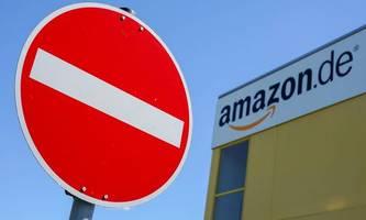 streiks bei amazon an mehreren deutschen standorten